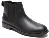 Dunham Black Graham Leather Chelsea Boot - Men