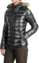 Marmot Hailey Down Jacket - Faux Fur, 700 Fill Power (For Women)