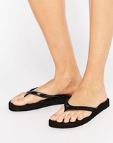 Calvin Klein Jeans Piccola Black Flip Flops