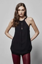 J Brand Cleo Cami in Black