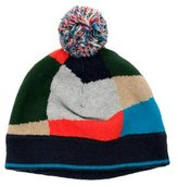 Paul Smith Boys' Pom-Pom Knit Beanie