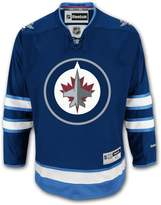 Reebok Winnipeg Jets Premier Youth Replica Home NHL Hockey Jersey