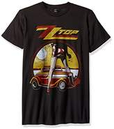 Impact Men's Zz Top Vintaged Legs Rock T-Shirt