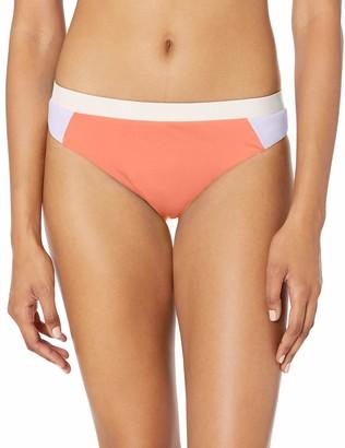 Bikini Lab Women's Banded Hipster Bikini Bottom