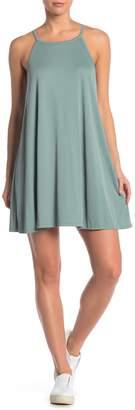 Dee Elly Lace-Up Back Dress