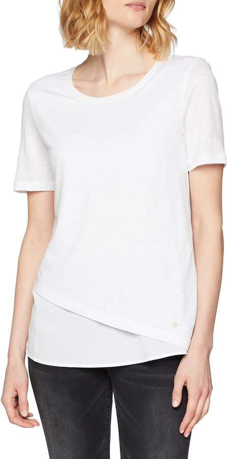 online shop cozy fresh thoughts on Brax White T Shirts For Women - ShopStyle UK