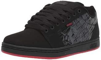 Etnies Men's Metal Mulisha Barge XL Skate Shoe Black/Red