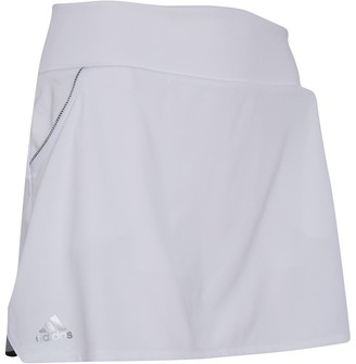 adidas Womens Club Tennis Skirt White