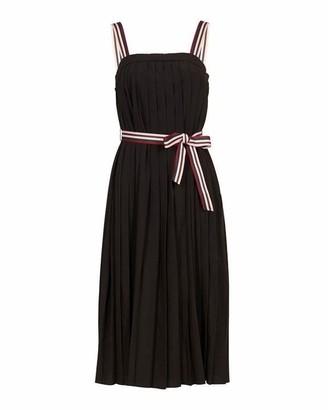 Ted Baker Pleatzi Sleeveless Pleated Dress