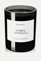 Byredo Ambre Japonais Scented Candle, 240g - Black