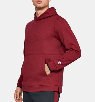 Under Armour Men's UA RECOVER Fleece Graphic Hoodie
