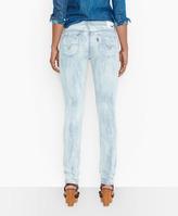 Levi's Low Rise Demi Curve Skinny Jeans