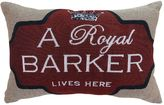 B. Smith Park ''Royal Barker'' Throw Pillow