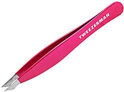 Tweezerman Pink Perfection Pointed Slant Tweezer