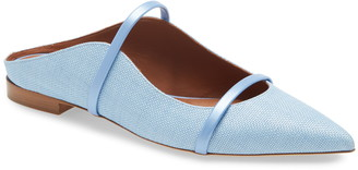Malone Souliers Maureen Pointed Toe Flat