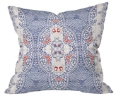 DENY Designs French Linen Zali Throw Pillow