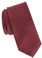 Nordstrom Men's Big & Tall Geometric Silk Tie