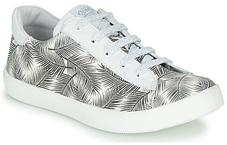 GBB ANASTA girls's Shoes (Trainers) in White