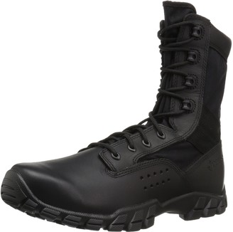 Bates Footwear Men's Cobra Hot Weather Side Zip Military and Tactical Boot