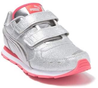 Puma Vista Glitz V PS Sneaker (Toddler & Little Kid)