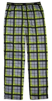 Calvin Klein Boys' Plaid Pajama Pants - Big Kid