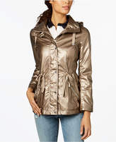 Kenneth Cole Metallic Anorak Jacket