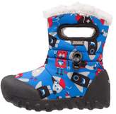 Bogs BMOC MONSTERS Winter boots light blue/multicolor