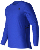 New Balance Transit Athletic Fit Top