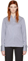 Harmony Blue Striped Clemence Shirt