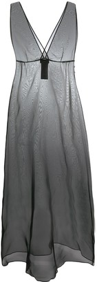 Alanui Long Sheer Dress