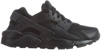 Nike Huarache Run Gs Leather Sneaker