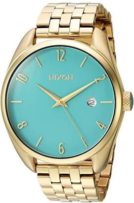 Nixon Women's Bullet Japanese-Quartz Watch with Stainless-Steel Strap