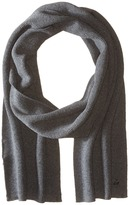 Z Zegna Pearl Stitch Hydrorepellent Merino Wool Scarf Scarves