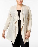 Sheer Cardigan Plus Size - ShopStyle Australia
