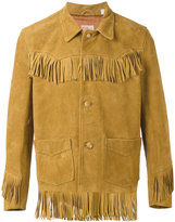 Levi's fringed jacket