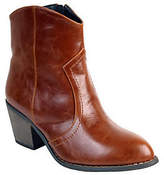 NOMAD Western Ankle Boots - Sundance