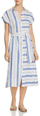 Red Carter Shay Midi Dress Swim Cover-Up