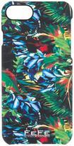 fe-fe tropical print iPhone 6 case - unisex - Plastic - One Size