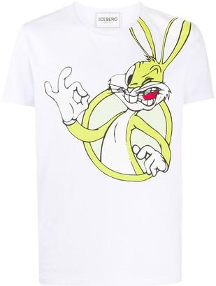 Iceberg Looney Tunes print T-shirt