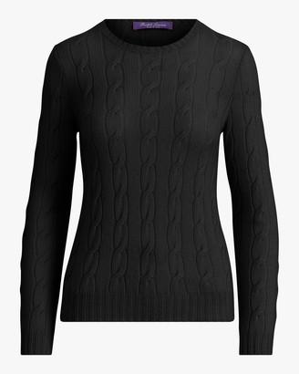 Ralph Lauren Collection Long Sleeve Crewneck Sweater