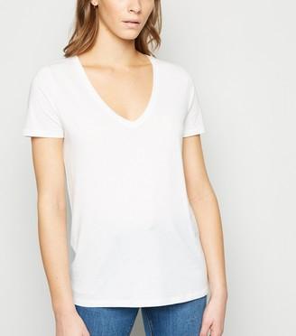 New Look V Neck T-Shirt