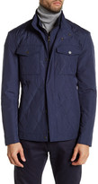 HUGO BOSS Cosviro Quilted Front Zip Jacket