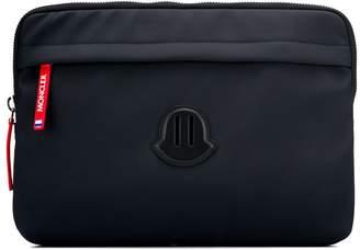 Moncler logo laptop case