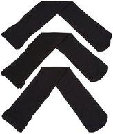 Jefferies Socks 3 Pack Tights (Toddler/Kid) - Pink-6-8 Years