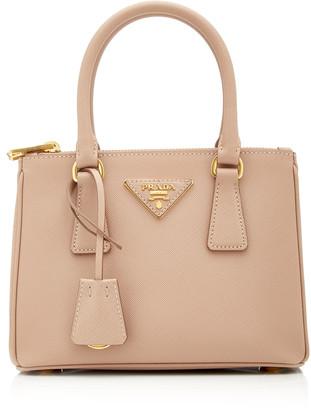 Prada Galleria Saffiano Leather Micro Bag