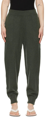 Extreme Cashmere Khaki Cashmere N56 Yogi Lounge Pants