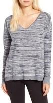 BP Women's Marl V-Neck Pullover