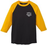Matix Clothing Company Men's Badge Baseball Tee 8137782