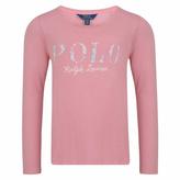 Ralph Lauren Pink Top