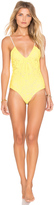 Lolli Swim Kisses Shirred One Piece